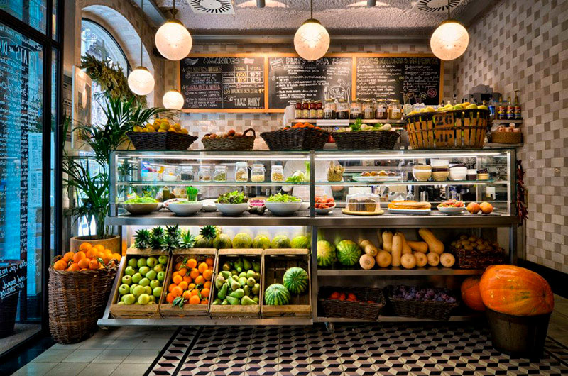 teresa carles restaurante vegetariano barcelona