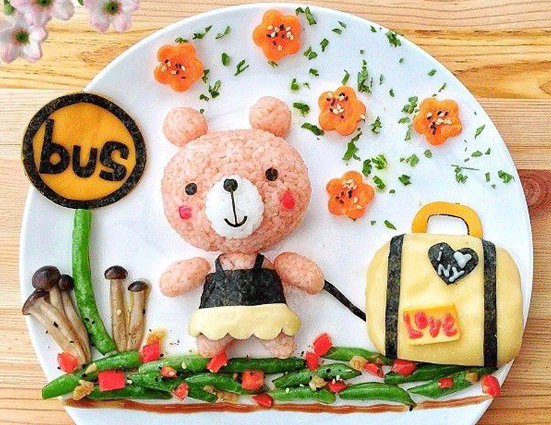 comida-creativa-niños-mantel-a-cuadros-blog