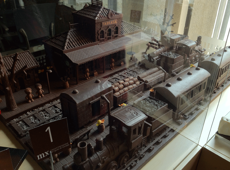 tren-de-chocolate-museo-del-chocolate-barcelona