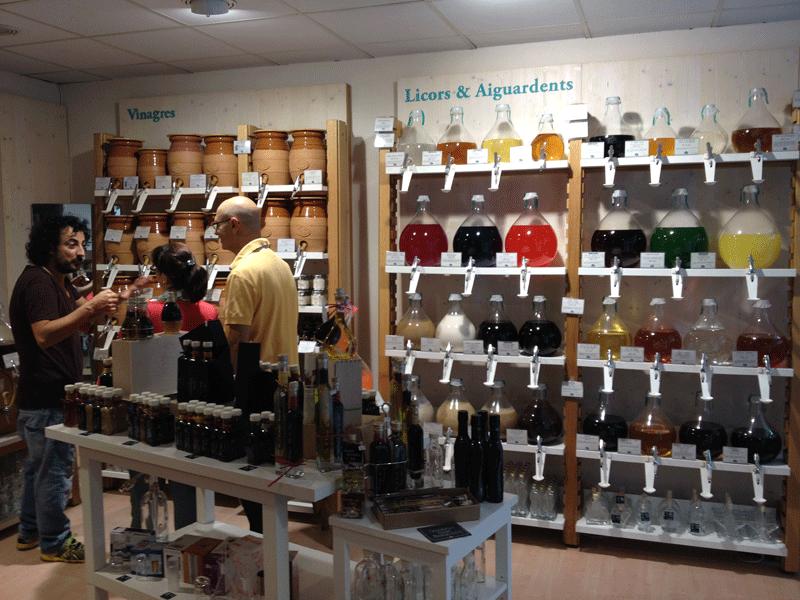 vinagres-aceites-a-granel-tienda-vom-fass-barcelona