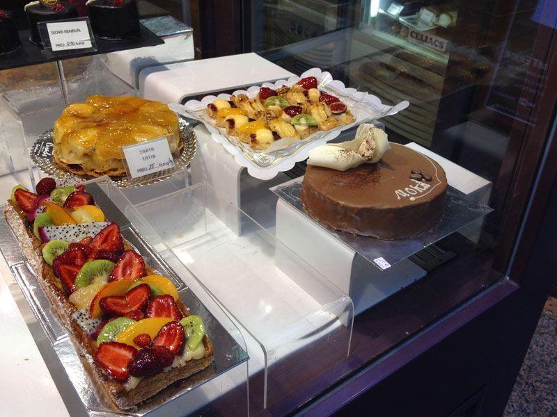 tartas y pasteles pastelería cusachs barcelona