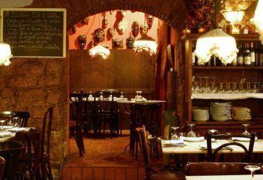 Cua Curta restaurante fondues Barcelona
