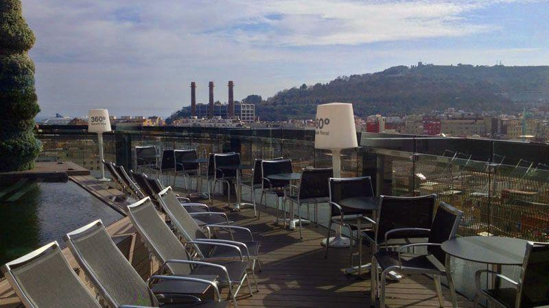 terraza-hotel-barcelo-raval-barcelona