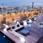 Las mejores terrazas de Barcelona para tomar algo en verano