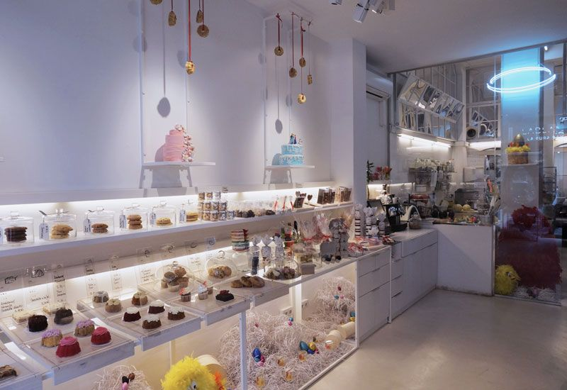 pasteleria la blanca bakery barcelona