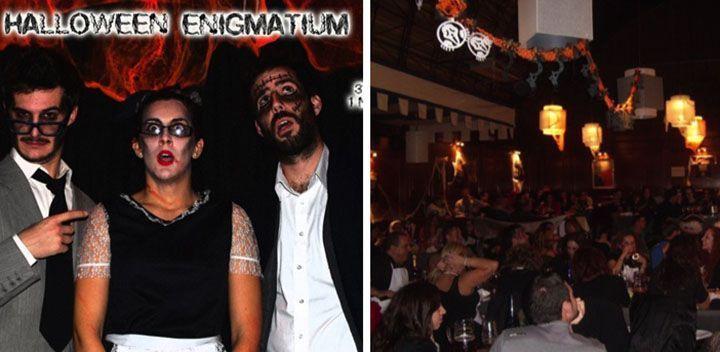 enigmaticum-restaurante-halloween-barcelona
