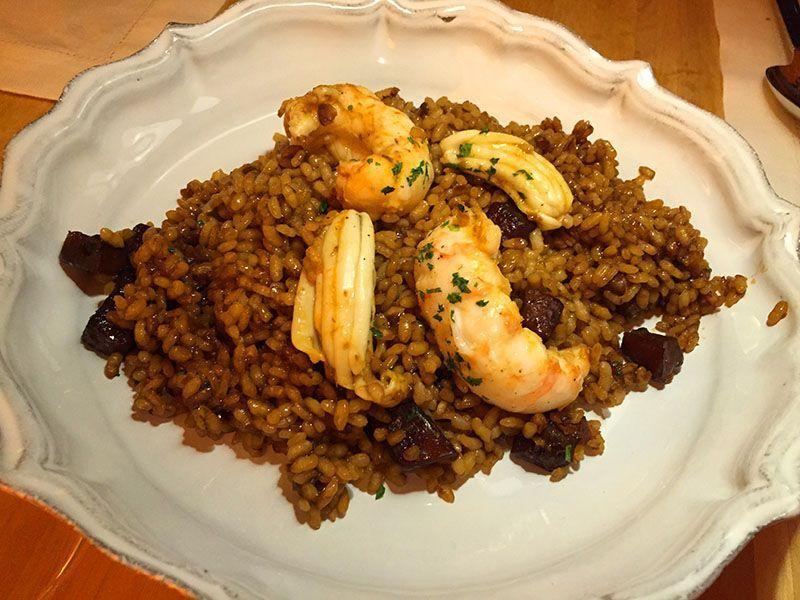 arroz a la cassolana restaurante louis 1856 barcelona jordi vila