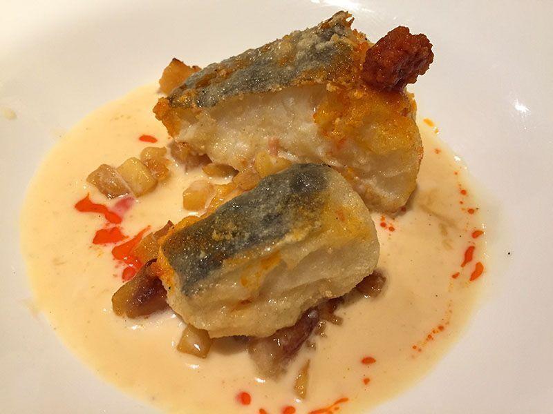 bacalao restaurante can xurrades barcelona