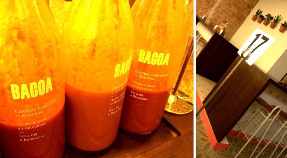 salsas hamburgueseria bacoa barcelona