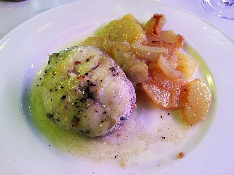 merluza restaurante carballeira barcelona