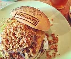 timesburg mejores hamburguesas de Barcelona