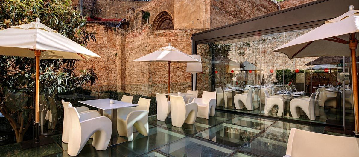 Los Mejores Restaurantes Con Terraza En Barcelona Para 2019