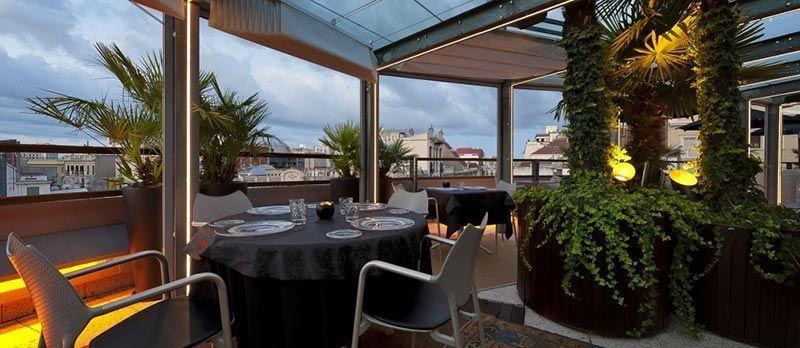 hotel-claris-restaurantes-con-terraza-barcelona