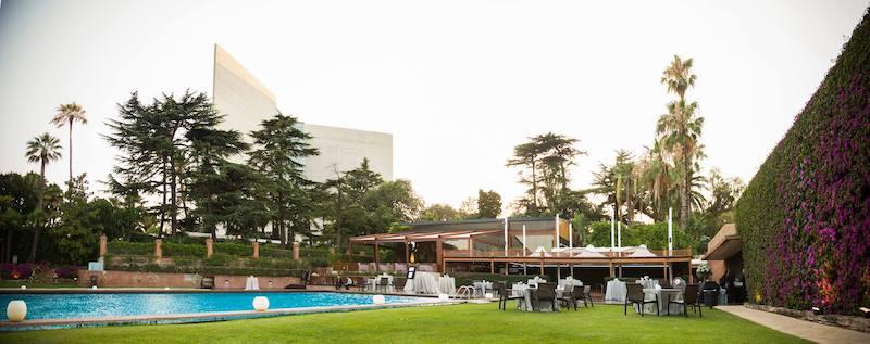 the terrace restaurantes con terraza de barcelona
