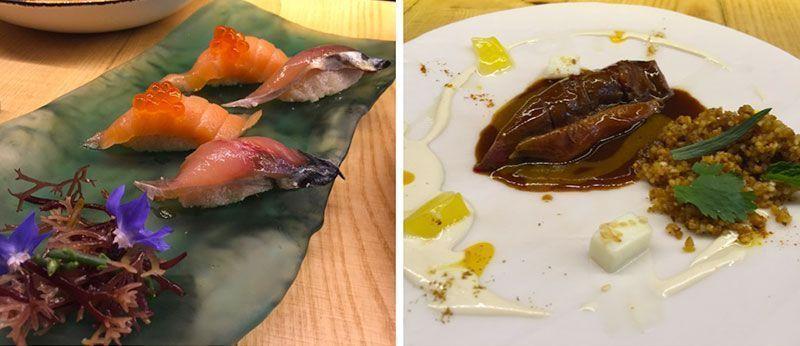 sashimi-carne-restaurante-disfrutar-barcelona