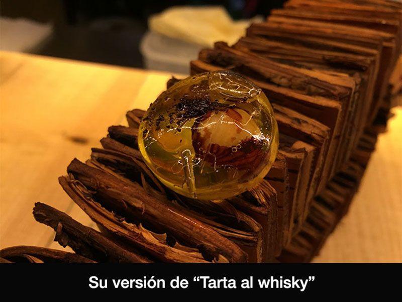 tarta-al-whisky-restaurante-disfrutar-barcelona