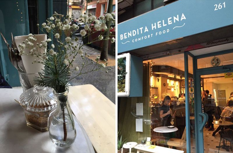 exterior-bendita-helena-restaurante-vegetariano-barcelona