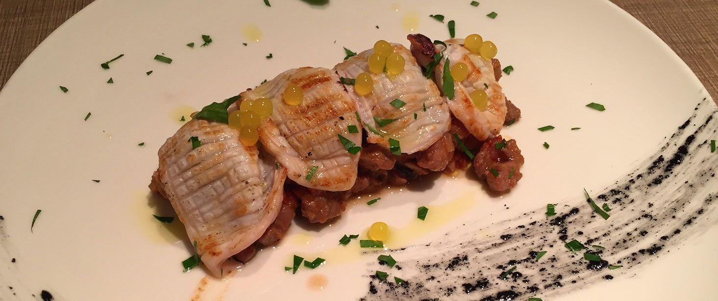 gola tapería restaurante para san valentín en barcelona