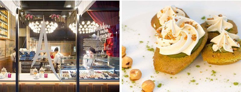 madeleine mon amour restaurante para san valentín en barcelona