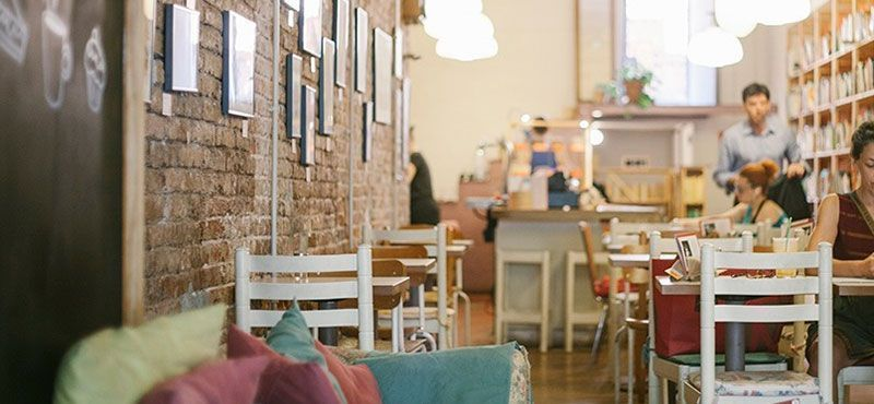 babelia cafeterias con wifi en barcelona
