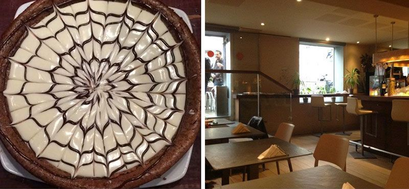 cafe dore cafeterias con wifi en barcelona