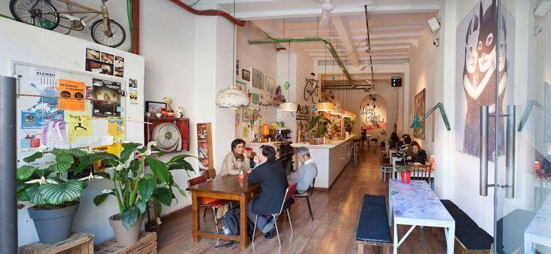 cosmo cafeterias con wifi en barcelona