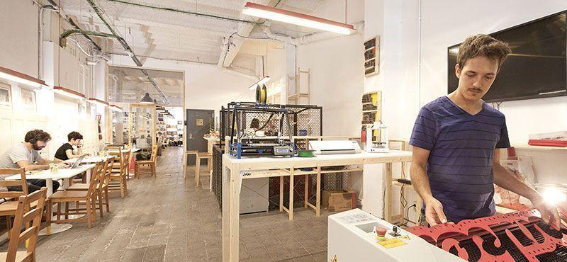 fab cafe cafeterias con wifi en barcelona