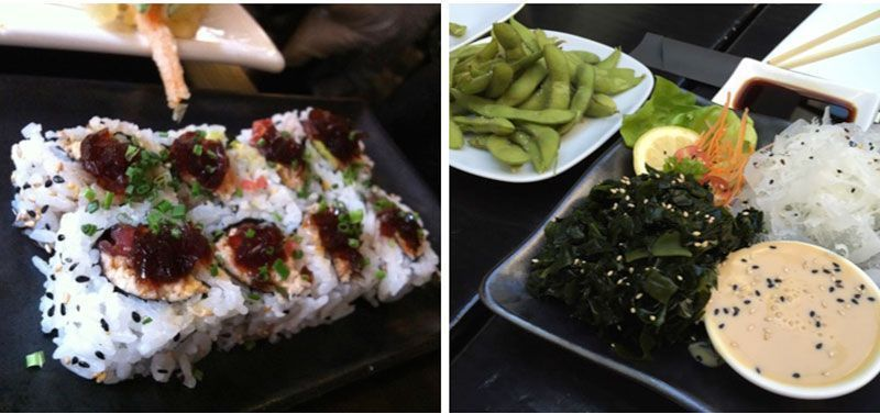 kibuka restaurante donde comer buen sushi en barcelona
