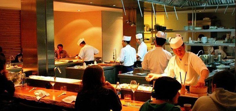 koy shunka restaurante japones estrella michelin