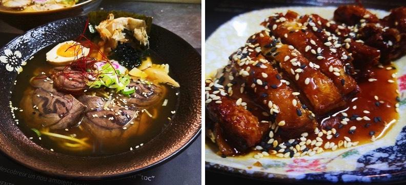 Ramen Ya Ajisen restaurante japonés