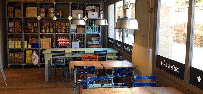 sandwichez cafeterias con wifi en barcelona