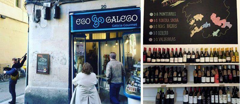 egogalego tienda productos gallegos