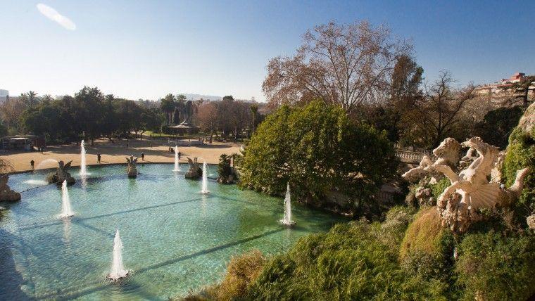 parc ciutadella sitios picnic en barcelona