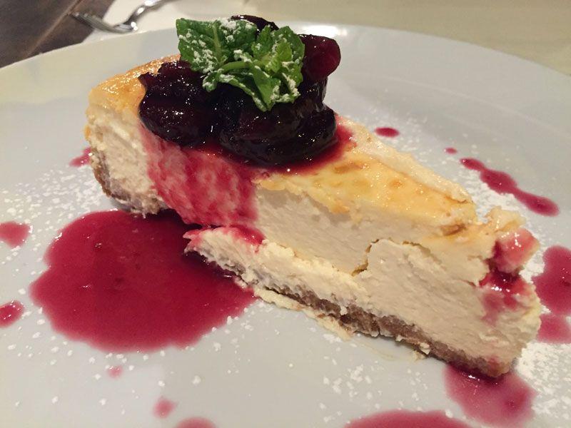tarta de queso picnic restaurant barcelona