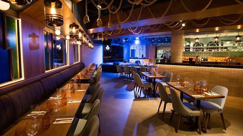 ivy resto lounge restaurantes para cenas de empresa barcelona