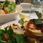 Restaurante Mezzanine II, un vegetariano para celebrar la comida sana