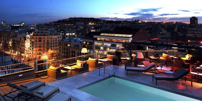 hotel majestic restaurante tapas cocteles barcelona