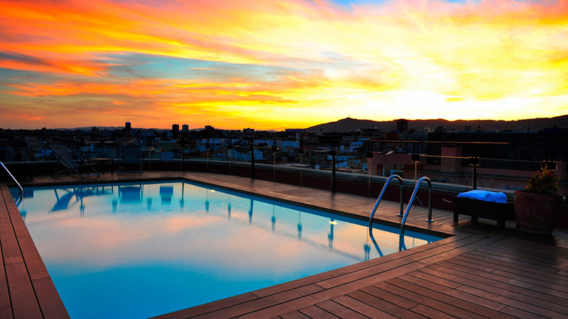 la isabela mejores terrazas hoteles barcelona