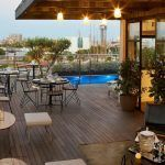 Terrazas de hoteles de Barcelona: las grandes desconocidas