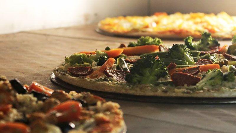 pizzas veganas restaurantes veganos barcelona