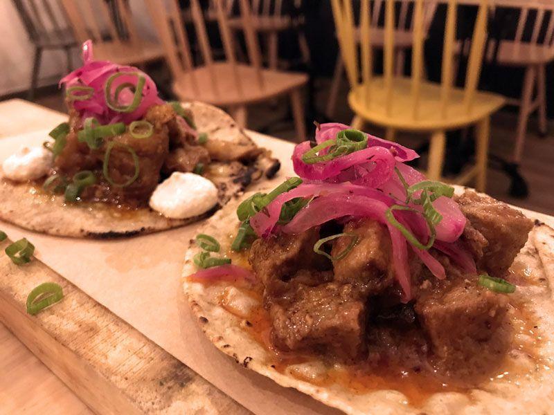 tacos restaurante masala 73 barcelona