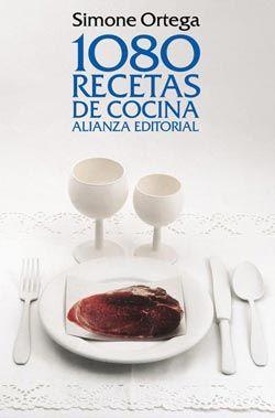 1080 recetas mejores libros de cocina