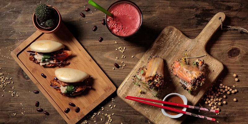 quinoa arago vegetaria restaurante vegetariano barcelona