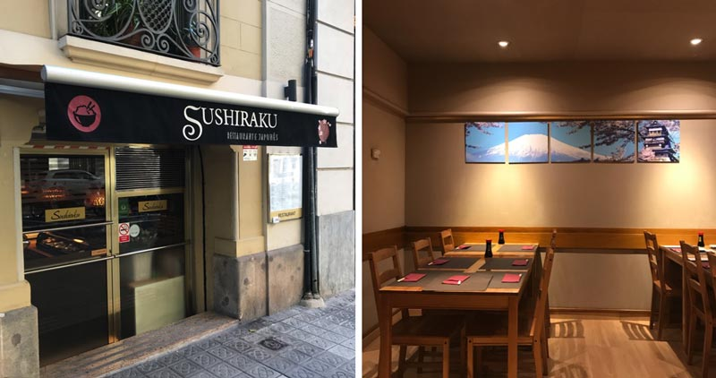 interior-restaurante-japones-sushiraku-barcelona