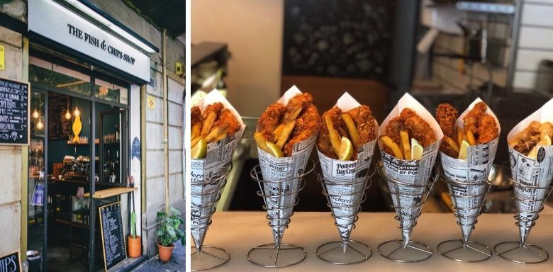 fish&chips barcelona