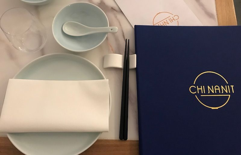carta restaurante chino chi nanit barcelona