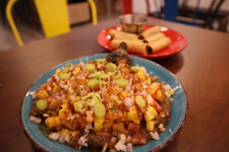 ensalada-berenjena-kasarap-restaurante-filipino-barcelona