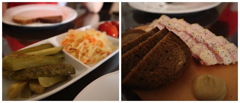 entrantes-ekaterina-restaurante-ruso-barcelona