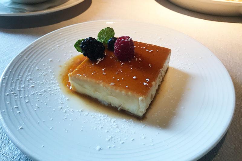 cheesecake restaurante ten con ten madrid