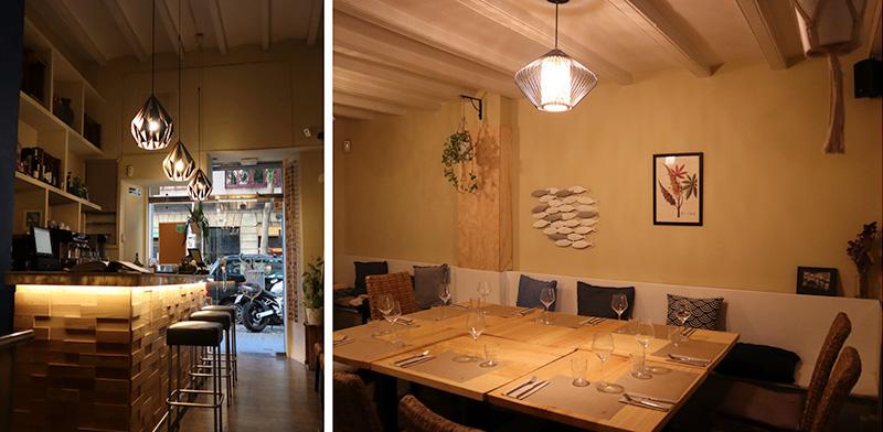 salon interior clarius restaurant